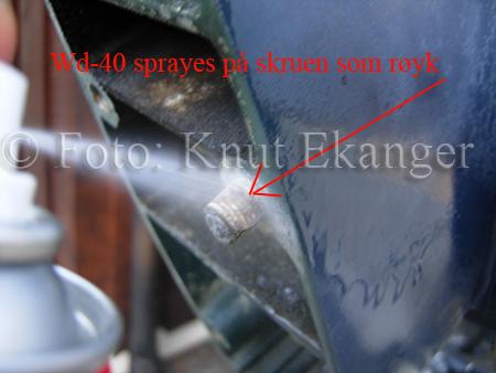 bytte impeller suzuki df 90